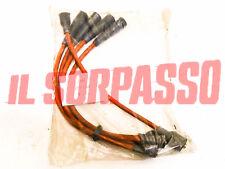 Cables Wires Spark Plugs Fiat 1100 D - R - 1200 Granluce - Cabriolet Original