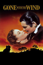 Gone With The Wind (1939) Blu-Ray 70th Anniversary • New & Sealed • Clark Gable