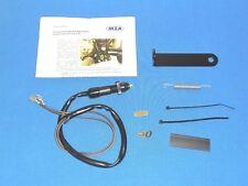 MZA Bremslichtschalter mit Befestigungswinkel für Simson S50/S51/S70 - Schwarz (60321)