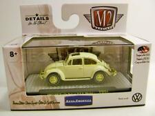 1967 '67 VOLKSWAGEN BEETLE BUG CHASE CAR AUTO-THENTICS M2 MACHINES DIECAST 2017
