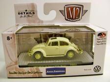 1967 '67 VOLKSWAGEN BEETLE BUG CHASE CAR AUTO-THENTICS M2 MACHINES DIECAST 2017