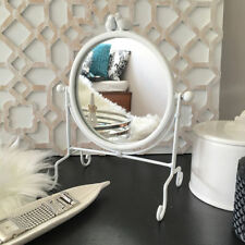 French Country Metal Frame Decorative Mirrors