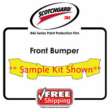 Kits for Dodge - 3M 846 Scotchgard Paint Protection Film - Front Bumper Only