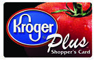 Kroger Plus Card 2000 Fuel Points: Expiring on 11/30/2021 - Electronic Delivery