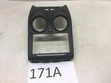 08 09 10 11 12 13 Nissan Rogue Dash Radio Vents Trim Bezel Hazard OEM R 171A