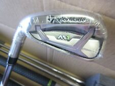 NEW TAYLORMADE GOLF 2017 M1 4-PW&AW Iron set XP95 S300 Steel Stiff LEFT HANDED