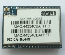 Wireless module/Serail to RJ45/Serail To Wifi HLK-RM04 - External antenna