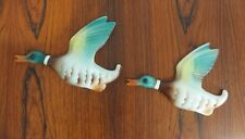 More details for 1950s/60s vintage flying ducks, keele st, retro, mid century medium & large size