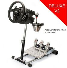 T500RS Gaming Racing Wheel Stand for Thrustmaster T500RS- Deluxe Wheel Stand Pro