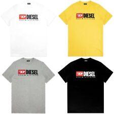 Diesel 100% Cotton Graphic Tees for Men