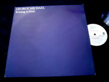 GEORGE MICHAEL/KISSING A FOOL/MAXI 45T/HOLLAND PRESS