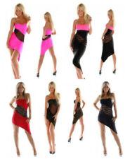 Lace Asymmetric Mini Dresses for Women