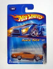 Hot Wheels 1964 Buick Riviera #103 Muscle Mania Die-Cast Coche Moc Completo 2004