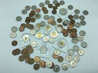 Large Lot of Canada Coins Canadian Coin Collection 1122