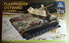 ITALERI 376 - 1/35 - FLAKPANZER OSTWIND 1st SERIES - NUOVO