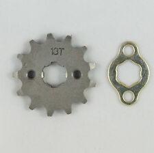Getrieberitzel  Ritzel 420-13 T 17 mm vorne Quad 110 ccm ATV 13 Zähne (Lo.:m230)