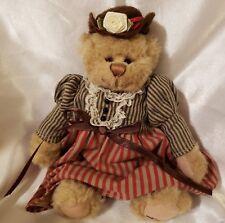 Ganz Cottage Collectibles Ethel Elderberry bear - Retired - NWT