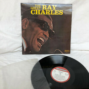 LP – THE GREAT RAY CHARLES / VG