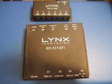 Lynx Innovation Switch Board 031-517-071 + Lynx Innovation  031-517-056