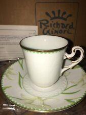Richard Ginori Coffee Museo Narciso G.B. Vanori Set Caffè 6Tazzine+6Piattini NEW