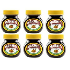 6X Bote de Marmite Levadura Extraer Extenderse 6 Bote 125g