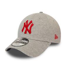 New Era 9Forty KINDER Cap - JERSEY NY Yankees grau