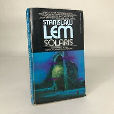 Solaris By Stanislaw Lem (1970, PB) Seventh Print Berkley Edition SF Classic