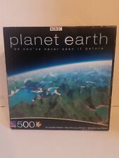 NEW & SEALED * BBC Planet Earth 500 piece Sure-Lox Jigsaw puzzle Ha Long Bay *