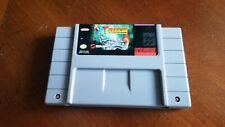 Super Turrican (Super Nintendo Entertainment System, 1993) ***Authentic***