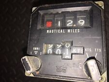 KING RADIO KDI570 DME INDICATOR AIRCRAFT NAVIGATION AID IDEAL OVERHAUL EXCHANGE