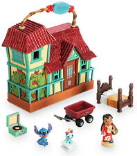 Disney Store Lilo And Stitch Surprise Micro Playset Animators Collection Littles