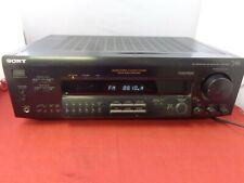 Sony FM Stereo /FM-AM Receiver Model STR-D360Z