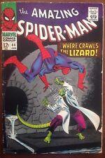 THE AMAZING SPIDER-MAN 44 VG 1967
