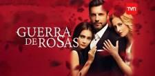 Guerra de Rosas -novela turca- 44 dvds