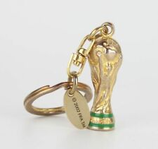 VINTAGE 2002 WORLD CUP FIFA TROPHY EMBLEM KEY CHAINS