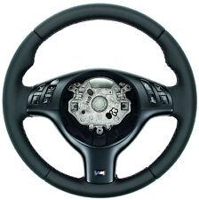 BMW E46 3er E39 5er M Lenkrad Lederlenkrad neu bezogen Nappa + Perforiert