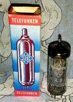 NOS PCL84 (15DQ8) vacuum tube radio TV valve, TESTED