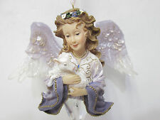 "Boyds 25104-1E ""Serena"" Guardian of Peace, Charming Angel Ornament, Mint - Nib"