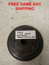"MPB 26LO75 TIMING PULLEY 5/8""  ITEM-746264-T5"