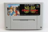 Return of Double Dragon SFC Nintendo Super Famicom SNES Japan Import US Seller