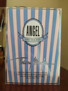 New Mugler Angel Eau Sucree Eau De Toilette Limited Edition 50 ml  damaged seal