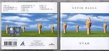 LUCIO DALLA CD CIAO 1999