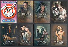 PROMO CARDS: THE TUDORS SEASON 1-3 (Breygent) 7 DIFFERENT CARDS + EXCLUSIVE CARD