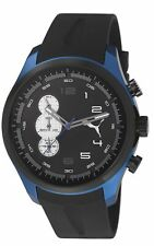 Puma Motorsport Mens Velocity Black Watch PU103131003 Brand New In Box Original