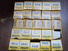 Audio Radio VACUUM Tubes  PHILIPS   85A2 0G3   5pc   (5  OFFERS)  NOS