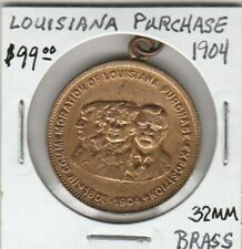 Louisiana Baton Rouge LA80E transit token