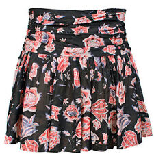 ETOILE ISABEL MARANT Jade Skirt Black SZ 38 = Fits US S - Pre-owned