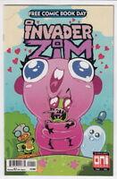 FCBD Invader Zim Oni Press comic 2018 no stamp NM