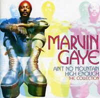 Marvin Gaye - Ain't No Mountain High Enough: The Collection [CD]