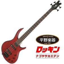 Epiphone Toby Deluxe-IV Bass Walnut rare beutiful JAPAN EMS F/S*